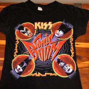 Tops - KISS shirt